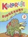 Koloruję dinozaury  Kozera Piotr
