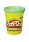 PlayDoh Tuba Pojedyncza na tacce, zielona (B6756/B7411)