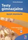 Testy gimnazjalne Język niemiecki z płytą CD