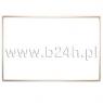 Tablica suchościeralna-magnetyczna 60x90 rama drewniana (TM96D MB)