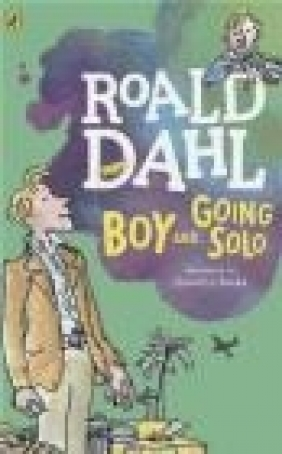 Boy and Going Solo Roald Dahl