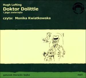 DOKTOR DOLITTLE I JEGO ZWIERZĘTA (Audiobook) HUGH LOFTING