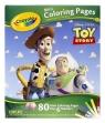 Kolorowanka mini - zestaw podróżny Toy Story