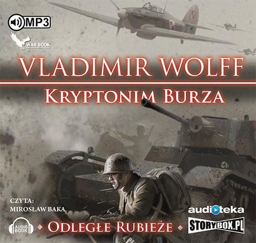 Kryptonim burza (audiobook) (Audiobook) Wolff Vladimir