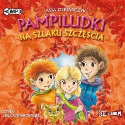 Pampiludki na szlaku szczęścia audiobook Asia Olejarczyk