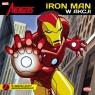Iron Man w akcji