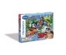 Puzzle 104 3D Vision Klub Przyjaciół Myszki Miki