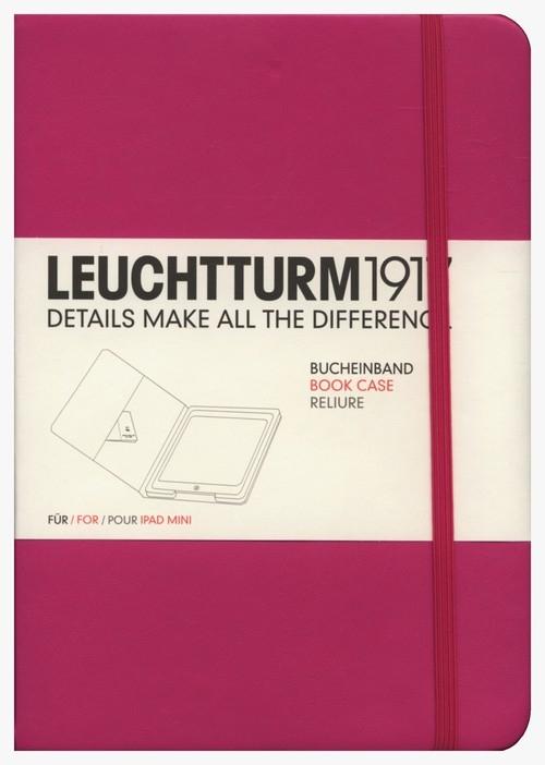 Etui iPad mini Leuchtturm1917 różowe