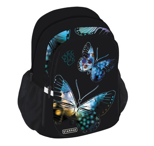 Plecak szkolny Butterfly II