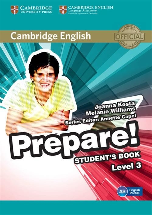 Cambridge English Prepare! 3 Student's Book Kosta Joanna, Williams Melanie