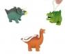 Gniotek breloczek Dinomix