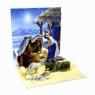 Kartki 3D - Holy Child (945)