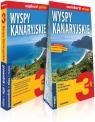 Wyspy Kanaryjskie 3w1: przewodnik + atlas + mapa explore! guide Waszczuk Agnieszka