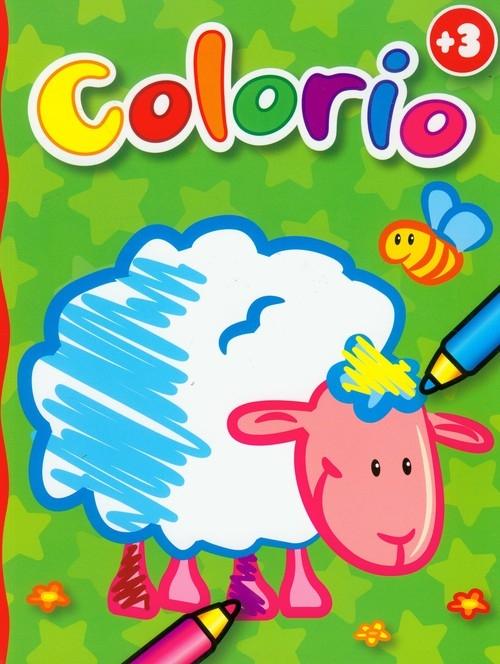 Colorio dla trzylatków