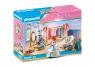 Playmobil Princess: Garderoba z wanna (70454)