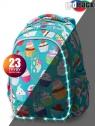 Coolpack - Joy M - Plecak Młodziezowy -  Led Cupcakes (A20203)