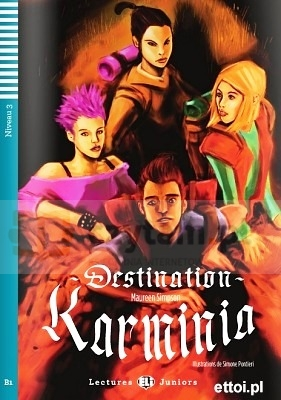 Destination Karminia z CD Maureen Simpson
