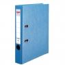 Segregator dźwigniowy Q.file A4/5cm - niebieski jasny (11178969)