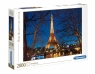 Puzzle HQC 2000: Paryż, Wieża Eiffla (32554)
