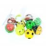 Mega Creative, piłka kauczukowa 3 cm - 10 szt. (456254)