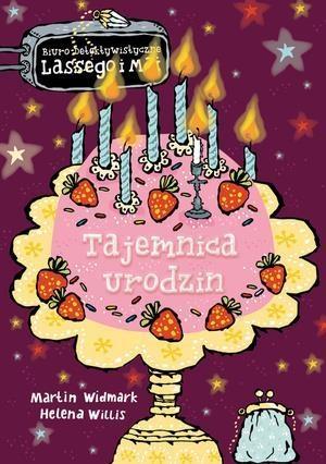 Tajemnica urodzin Widmark Martin