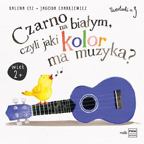 Czarno na białym czyli jaki kolor ma muzyka Cyz Kalina, Charkiewicz Jagoda
