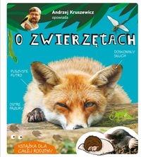 Andrzej Kruszewicz opowiada o zwierzętach Kruszewicz Andrzej G.