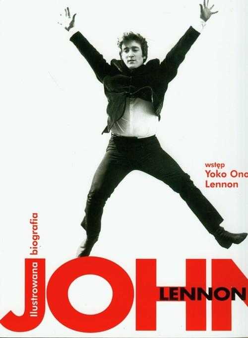 John Lennon Ilustrowana biografia Ono Yoko, Blaney John