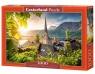 Puzzle Postcard from Hallstatt 1000<br />C-104543