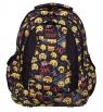 Plecak 4-komorowy BP4 emoji® yellow