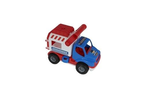 ConsTruck - żandarmeria samochód w siatce (46543)