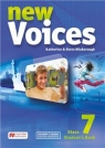 New Voices 7 Książka ucznia (reforma 2017)
