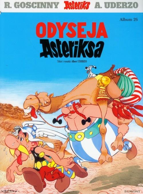 Asteriks Odyseja Asteriksa 26 Uderzo Albert