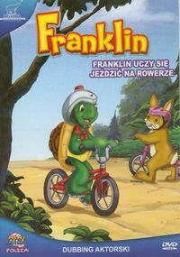 Franklin - Franklin uczy się jeździć na rowerze