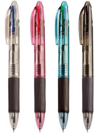 Długopis czterokolorowy MIX (20szt.) KD800-4M