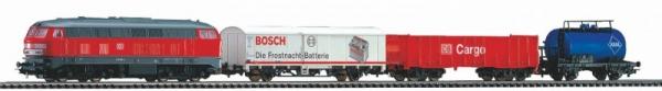 HO Zestaw startowy BR 218 DB Cargo z podstawą pod tory (57154)