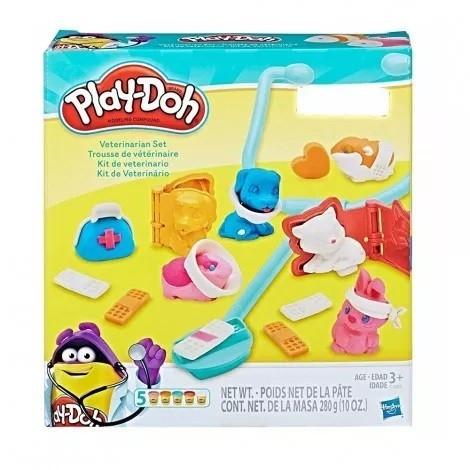 Masa plastyczna PlayDoh Weterynarz (C3303)