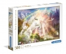 Puzzle High Quality Collection 500: Sunset Unicorns (35054)