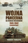 Wojna pancerna na Froncie Wschodnim 1941-1942 Schwerpunkt