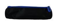 Piórnik tuba Czarno-niebieski