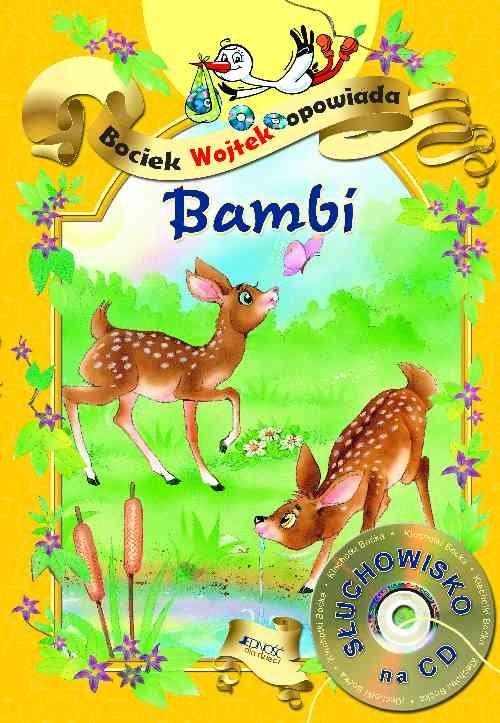 Bambi Bociek Wojtek opowiada