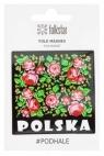 Magnes - góralski czarny Polska FOLKSTAR