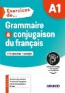 Exercices de Grammaire et conjugaison A1 + online praca zbiorowa