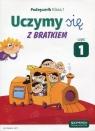 Uczymy się z Bratkiem. Podręcznik. Klasa 1, część 1 855/1/2017 Małgorzata Rożyńska, Agnieszka Szwejkowska-Kulpa
