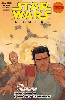 Star Wars Komiks Nr 5/2017 praca zbiorowa