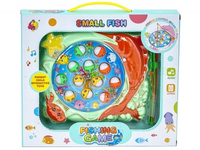 Gra zręcznościowa Adar rybki na baterie (518544)
