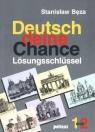 Deutsch deine Chance- klucz z rozwiązaniami 1-2