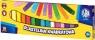 Plastelina kwadratowa 18 kolorów