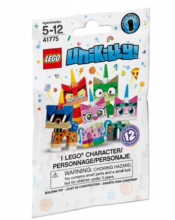 Lego Unikitty: Seria kolekcjonerska Kici Rożek (41775)
