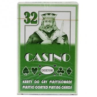 Karty do gry Casino 32